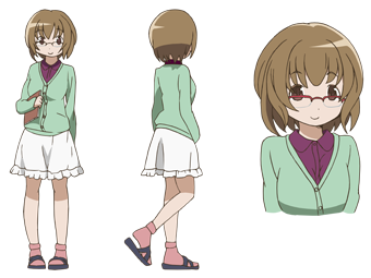 Kazuko Saotome Sheet