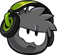 Dupstep puffle