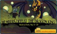 Scorn dragon king