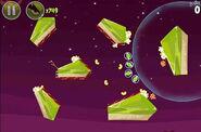 Angry Birds Space - Utopia level 4-6