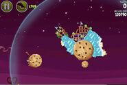 Angry Birds Space - Utopia level 4-9