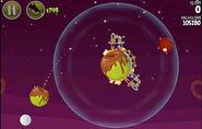 Angry Birds Space - Utopia level 4-7