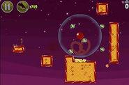Angry Birds Space - Utopia level 4-8