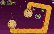 Angry Birds Space - Utopia level 4-1