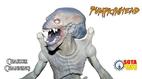 SOTA Toys Now Playing Mega Scale Pumpkinhead Review