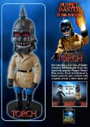 Bobblehead-torch