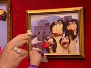 Oobi Grampu Uma Nick Jr. Noggin Hand Puppet TV Show