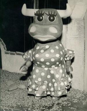 Conchita Cow