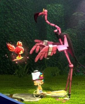 Mr. Pink!