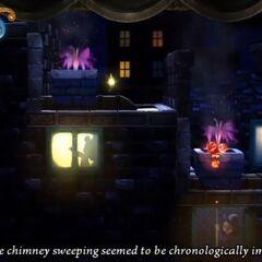 Chimney sweeps!