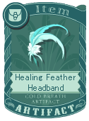 Healing Feather Headband