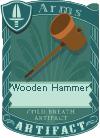 File:Wooden hammer.png