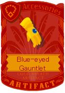 Blue-eyed Gauntlet