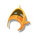 Gold Helmet 3