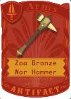 ZoaBronzeWarHammer