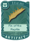 Fin of the Reptile