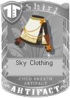 Sky Clothing 1