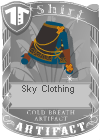 Sky Clothing 2