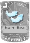 Seashell Shoes