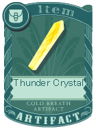 Thunder Crystal