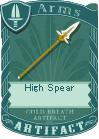 High Spear