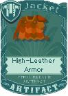 High Leather Armor 3