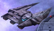 Takret starship