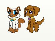 Twistle and Ava