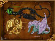 Pure light darker villains by xannador-d7y5dsk