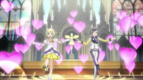 (HD) Pretty Rhythm Rainbow Live - ITO & OTOHA - 「ALIVE」 (episode 41)