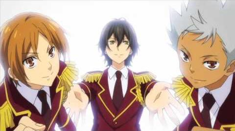 「KING OF PRISM by PrettyRhythm」特報
