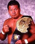 Tatsumi Fujinami IWGP