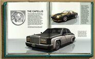 Pursuit Force car manual - Capelli Family cars