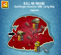 KILL ME MAYBE (EXPERT) map