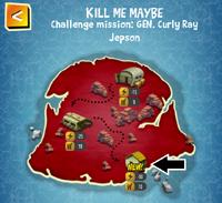 KILL ME MAYBE (MASTER) map
