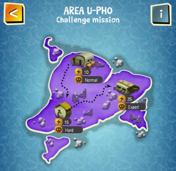 Special Event - AREA U-PHO map