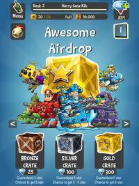 Awesome Aidrop