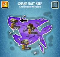SHARK BAIT REEF (NORMAL) map