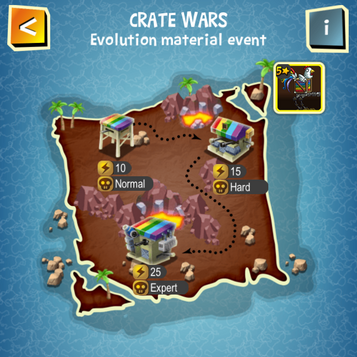 CRATE WARS map
