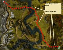Ooze path to dungeon