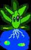 Plantlanders Aquaneedle figure