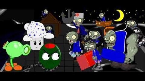 Plants vs Zombies 2 Custom Music - Night Sail Ultimate Battle