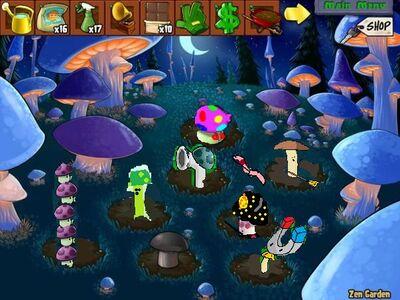 Fanon Mushroom Garden
