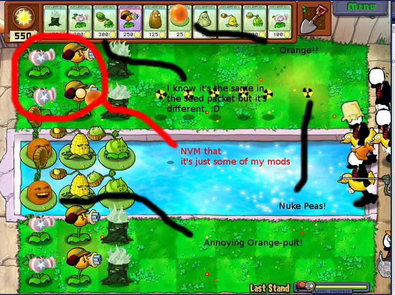 скачать моды plants vs zombies