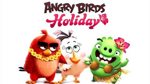 Angry Birds Holiday music - Main theme