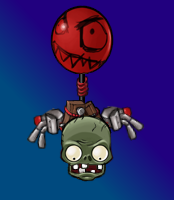 Planteater zombie