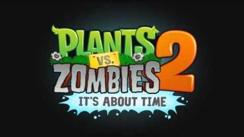 Plants Vs. Zombies 2 Music - Pirate Seas Theme ☿ HD ☿