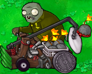 Bomb-a-Pult Zombie