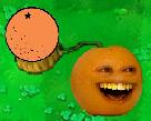 Annoying Orange-pult