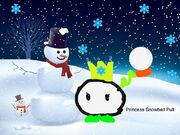 Princess Snowball Pult